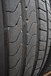 Летние шины б/у 235/55 R18 Pirelli, комплект, 6-7 мм, 2016 г., фото 9