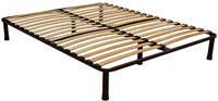 Каркас кровати с НОЖКАМИ  XL - с  поперечным усилением каркаса 80*200