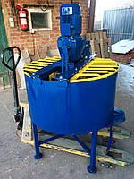 Растворосмеситель принудительного типа СБП -120 литров