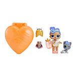 Игровой набор с куклами L.O.L. Сердце-сюрприз в оранжевом кейсе, фото 4