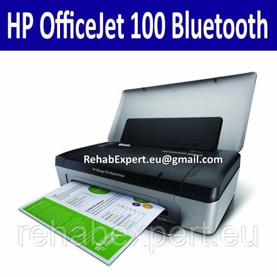 Принтер А4 HP Officejet 100 bluetooth Плюс Акумулятор