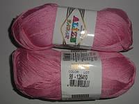 Alize Вahar - 98 розовый