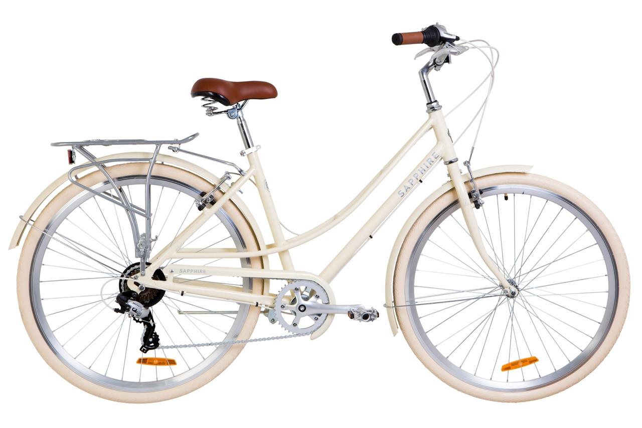"Велосипед Dorozhnik SAPPHIRE 28"" 2019 мохито"