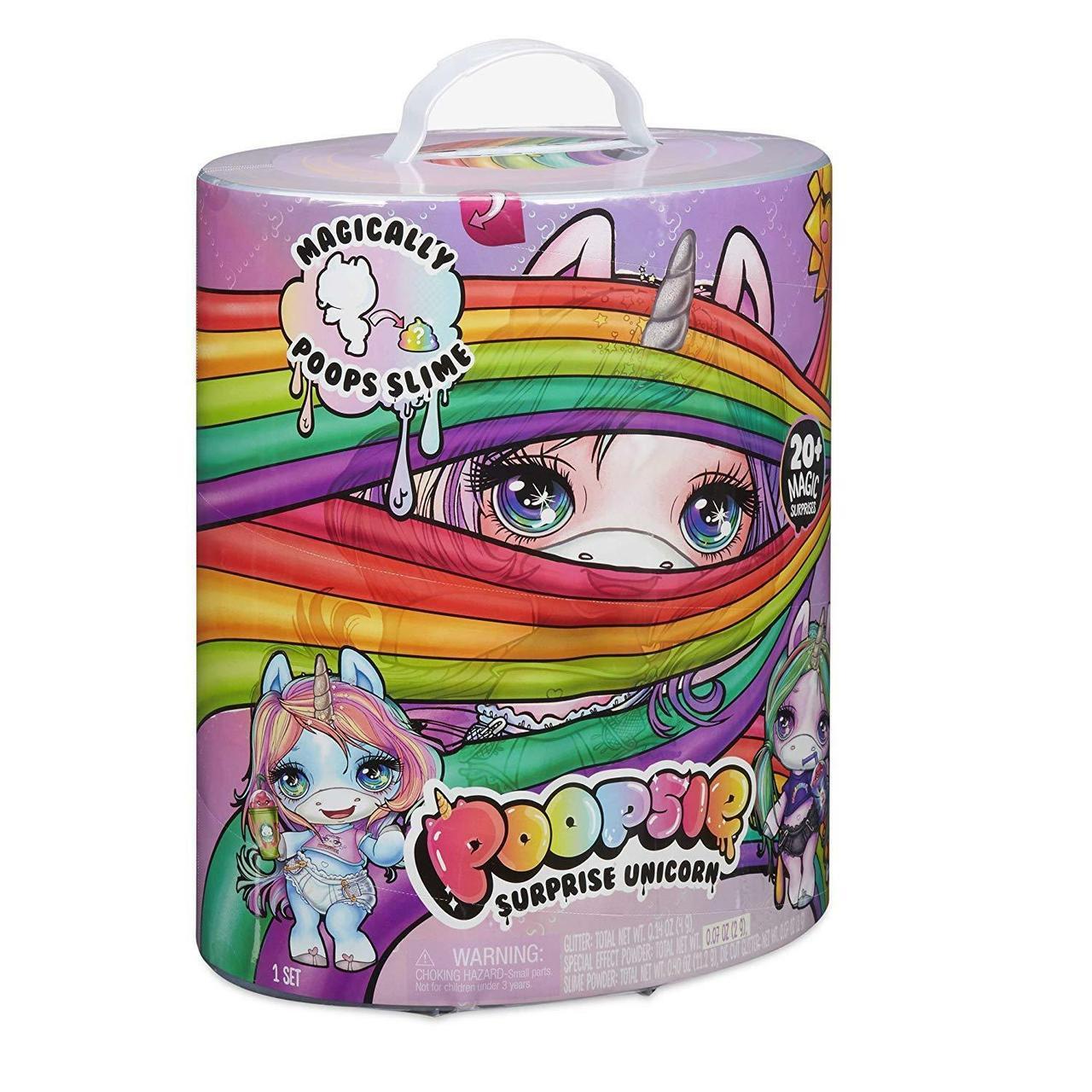 пупси слайм Poopsie Surprise Unicorn 555988 единорог фиолетовый продажа цена в львовской области тематические игровые наборы от интернет магазин
