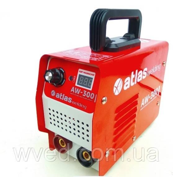Инверторный сварочный аппарат ATLAS AW-300