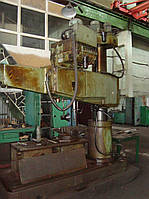 2А554 - станок радиально-сверлильный