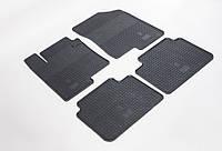 Коврики в салон UNI TWIN (1550х450) 2-й и 3-й ряд сидений  (Универсальный) (2 шт) передние, Stingray