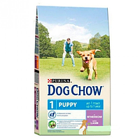 Dog Chow Puppy Lamb  - 2,5 кг