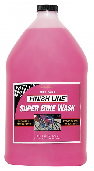 Шампунь FINISH LINE для велосипеда Super Bike Wash - 3,75L