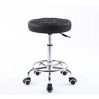 Табурет для мастера передвижной, стульчик мастера без спинки НС 635