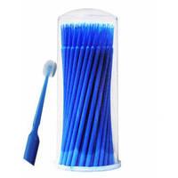  Палочки для снятия наращенных ресниц Kodi Professional (микробраши Regular, 100 шт.)