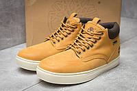 Зимние ботинки  на меху Timberland Groveton, рыжие (30111) размеры в наличии ► [  43 45  ], фото 1