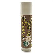 """Органический бальзам для губ Sierra Bees """"Cocoa Butter Lip Balm"""" шоколадный (4,25 г)"""