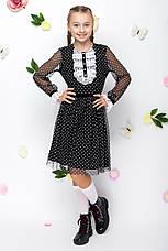 Платье детское школьное для девочки SH73, размеры 128-158, фото 3