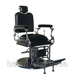 Чоловіче перукарське крісло Maestro