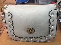 Клатчи  женский Сумка (только ОПТ)молочный/Женская сумка клатч через плечо