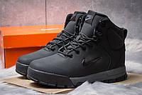 Зимние ботинки  на мехуNike ACC Winter, черные (30393) размеры в наличии ► [  41 43 44  ], фото 1