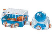 FERPLAST COMBI 2 Клетка для хомяков.70*29*22 см