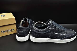 Мужские Кроссовки Reebok Club C 85 Leather, фото 2