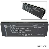Баф брусок для полировки ногтей S-FL1-08
