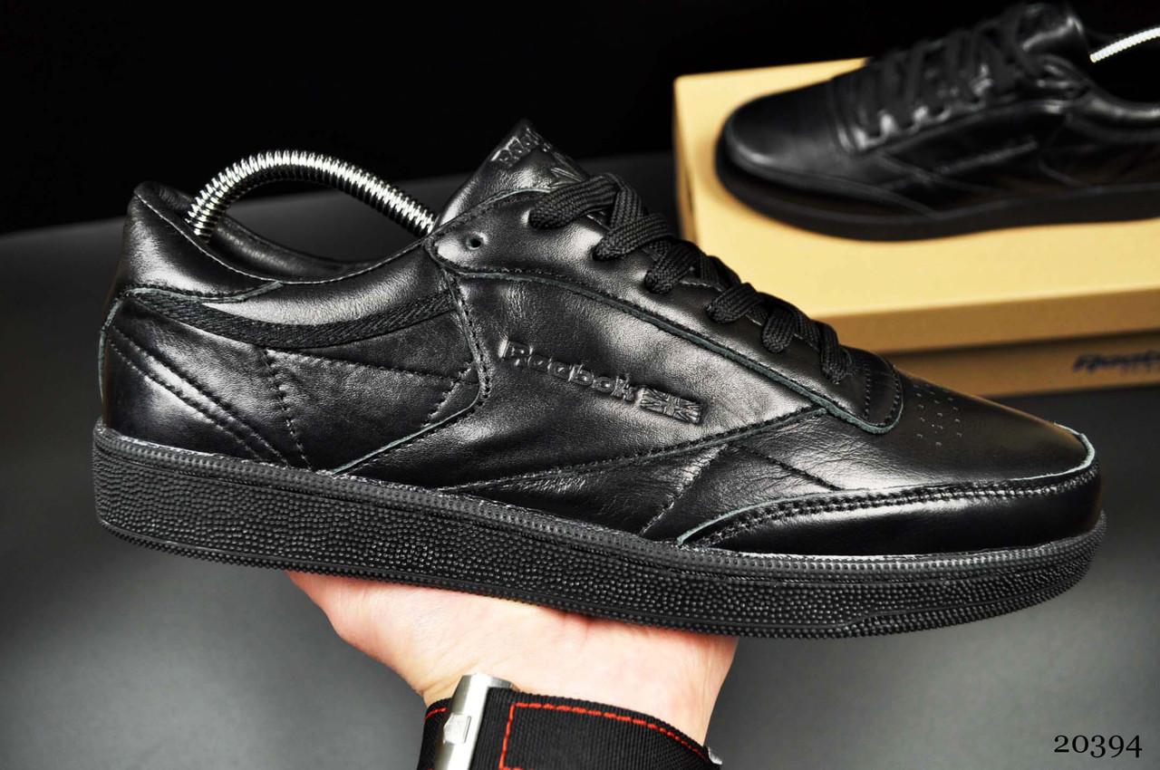 Кроссовки Reebok Club C 85 Leather арт.20394
