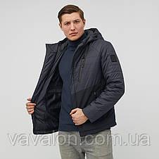 Куртка демисезонная Vavalon KD-801 Navy, фото 3