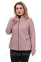 """Женская стёганая куртка """"Ромбик"""", фото 1"""