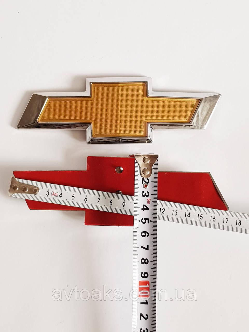 Эмблема Chevrolet Cruze 172х55 мм., задняя