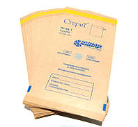 Крафт-пакеты для стерилизации, 1 шт. (115х200 мм)
