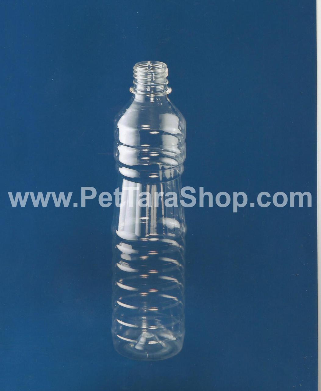 Пластикова Пляшка 500 мл з кришкою