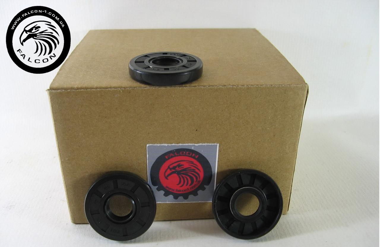 Сальник Partner 340S, 350S, 360S (5742223-01, 5742221-01), 2шт - комплект, для бензопил Партнер