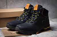 Зимние ботинки  на мехуTimberland Pro Series, темно-синие (30933) размеры в наличии ► [  40 (последняя пара)  ], фото 1