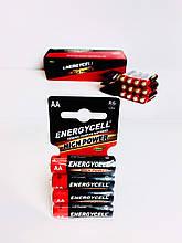 Батарейка Energycell R06 C4 ( Сольова,AA,н/бл 4шт )
