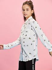 Рубашка для девочки 7-8лет, фото 2