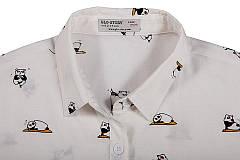 Рубашка для девочки 7-8лет, фото 3