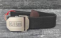 Брючные ремни черные с прягой 5.11 Tactical, фото 1