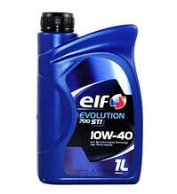 """Автомобильное моторное масло полусинтетическое  """"ELF"""" Evolution STI 700 10W40 1L"""
