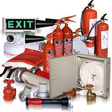 Комплектующие для противопожарного оборудования