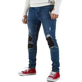 Мужские джинсы от Uniplay, размер 30 - синий - KL-H-UP503-синий 30