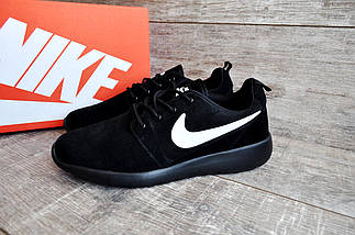 Кроссовки Nike Roshe Run Black арт.20262, фото 3