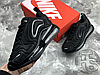 Мужские кроссовки Nike Air Max 720 Triple Black AO2924-004, фото 2