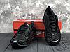 Мужские кроссовки Nike Air Max 720 Triple Black AO2924-004, фото 6