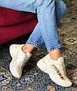 Кроссовки женские из натуральной кожи, фото 2