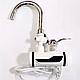 Проточный водонагреватель электрический на кран LCD с душем, фото 4