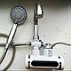 Проточный водонагреватель электрический на кран LCD с душем, фото 8