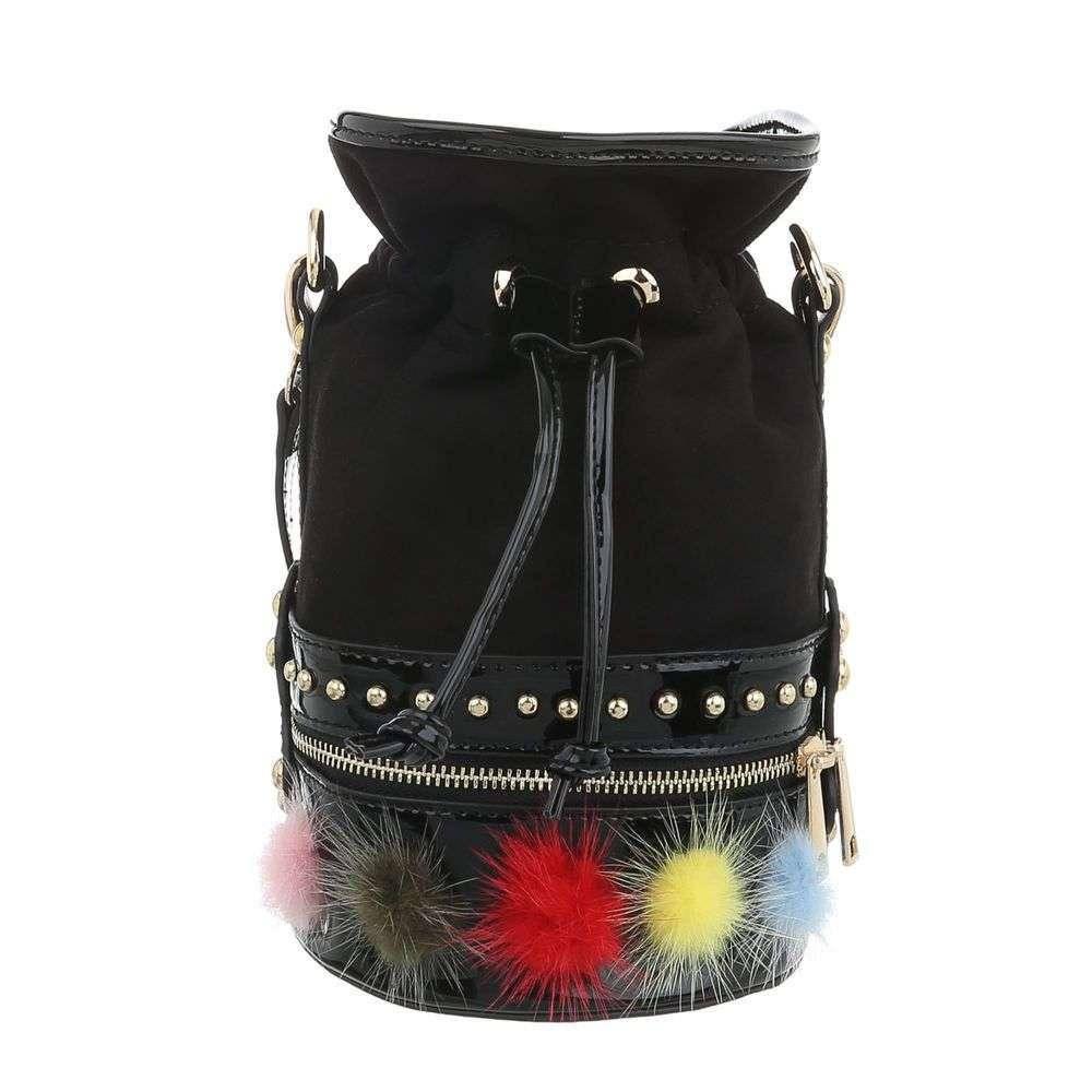 63e05b3c10d0 Женская вечерняя сумка-черный - ТА-1560-548-черный купить оптом в ...