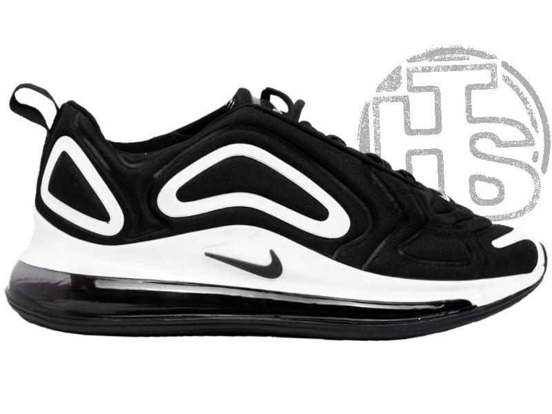 Мужские кроссовки Nike Air Max 720 Black/White AR9293-011