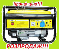 Генератор однофазний PM-AGR 3000W+12V