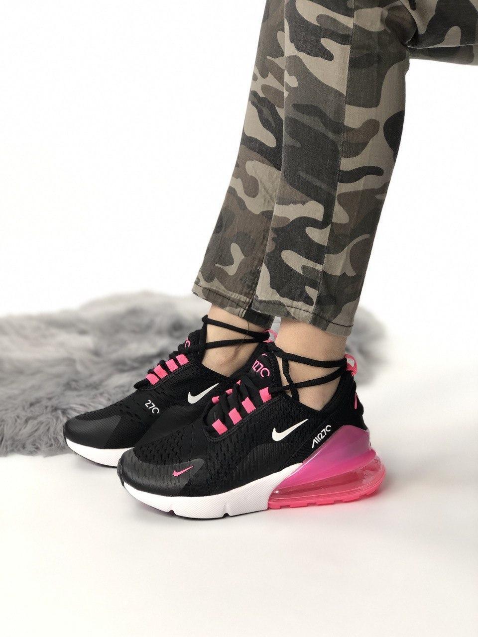 e719bae5 Женские стильные кроссовки Nike Air Max 270 (два цвета): продажа ...