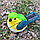 Газонный светильник на солнечной батарее птичка, CAB133 в ассортименте, фото 5